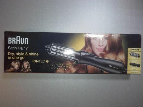 Suszarko lokówka BRAUN AS720 700W Satin hair\ z Jonizacją