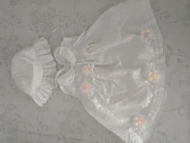 Sukienka chrzest, ślub, komunia 56-62