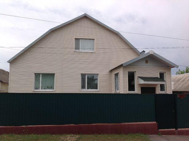 Продаётся 2х этажный благоустроенный дом