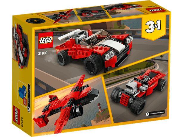 Klocki LEGO. różne modele.