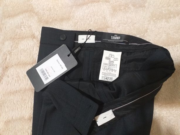 Новые брюки для мальчика р.134 Тамир