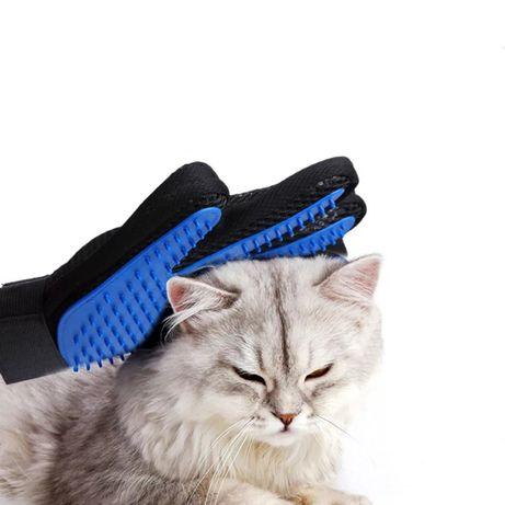 Luva para gatos / arranhador / remover pelo/ portes gratis