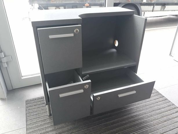 Szafka kasjerska z szufladami