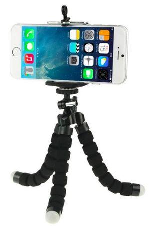 Elastyczny Uchwyt na telefon giętki statyw do Selfie Tripod