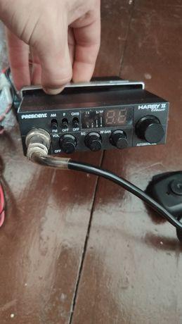 radio Harry II Classic + antena