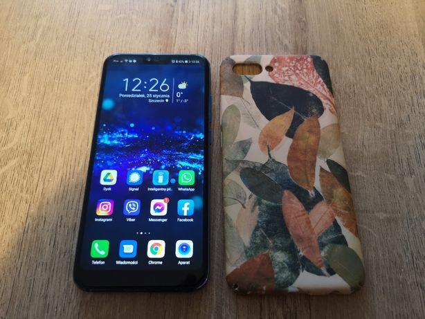 Telefon HONOR 10 (jak P20) 64GB, 4GB RAM, Android 10 z usługami Google