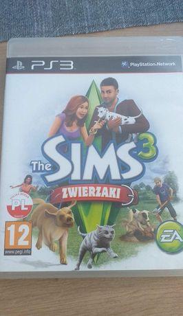 The sims 3 zwierzaki na ps 3