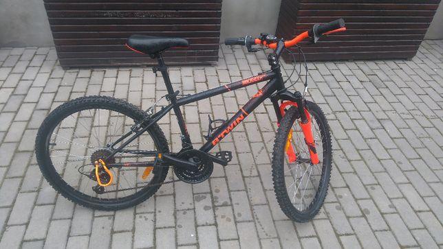 "Rower Btwin Rock Rider 500 koła 24"""