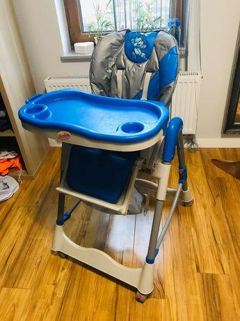 Krzesełko do karmienia MOOLINO