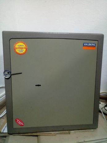 Взломостойкий сейф VALBERG КАРАТ-46 (ASK-46) 460x440x380 мм