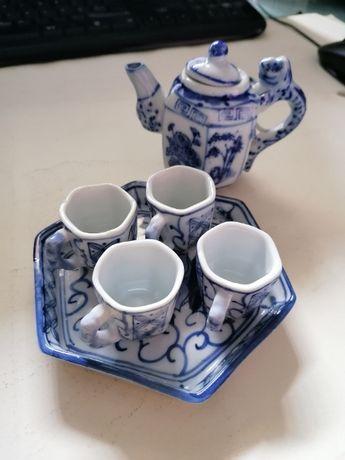 Conjunto Chá