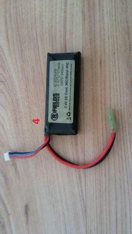 ASG bateria Li-Po kabura