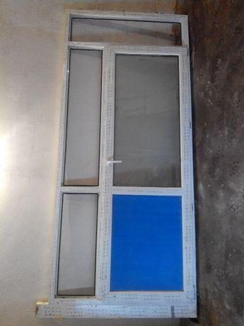 М.Пластиковые двери