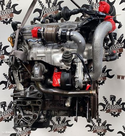 Motor Nissan X-Trail 2.2 dCi REF: YD22DTI