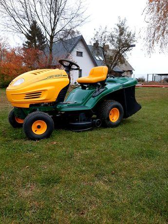 Traktorek kosiarka  yard man 15 hp z pompą oleju stan bdb zadbana