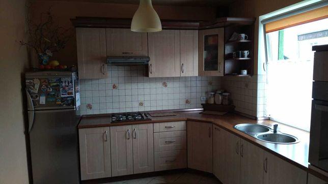 zestaw mebli kuchennych z AGD