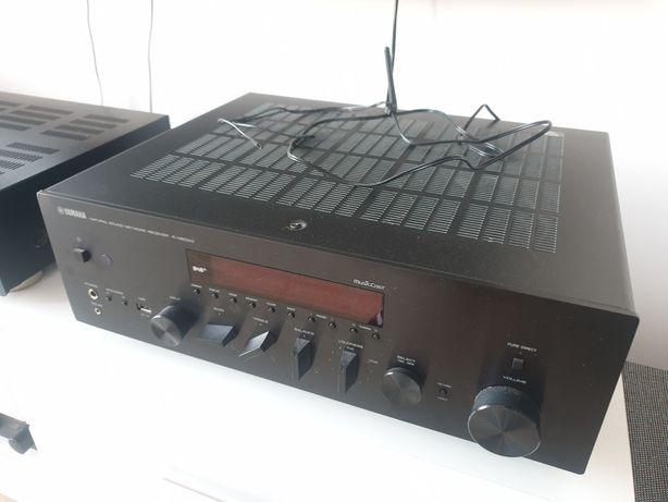 Wzmacniacz Yamaha R-N803D (gwarancja) + kolumny Canton Karat M90 DC