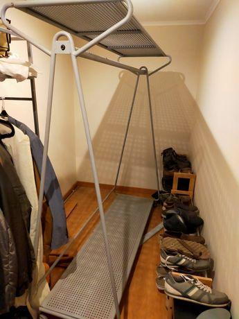 Roupeiro/ Charriot para quarto/closet
