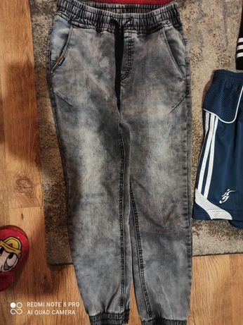 Spodnie - joggery
