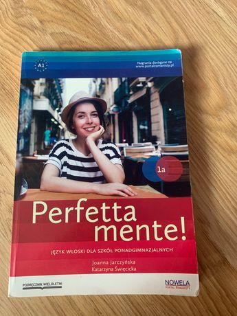 PERFETTA MENTE podręcznik do języka włoskiego
