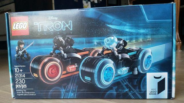 Lego IDEAS 21314 Tron Dziedzictwo nowość 2018 NOWY