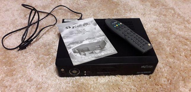 Спутниковый ресивер SkyGate net