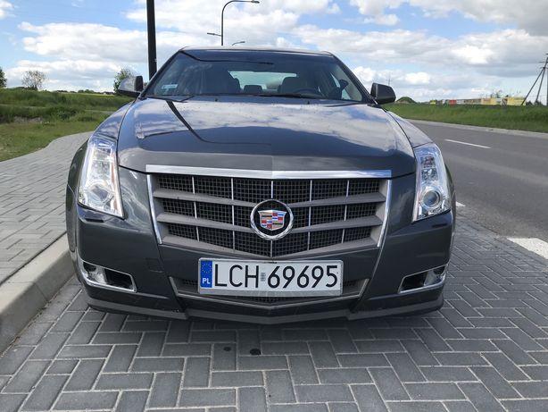 CADILLAC CTS 2009 2.8 210KM 6 bieg RWD wersja EU, 74 tys.km ! Opis !
