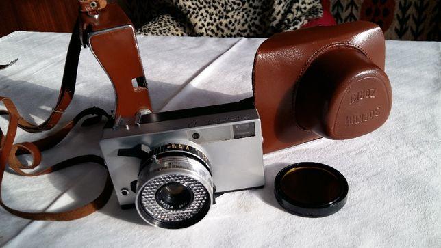Aparat fotograficzny Zorki 10 super stan+światłomierz+ futerał