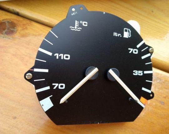 Часы, корпус, щиток, указатель расхода топлива Volkswagen Passat b3