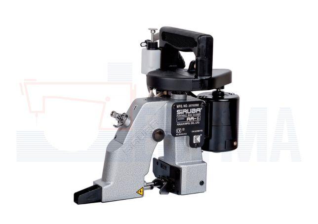 Máquina de coser sacos portátil SIRUBA AA-6 - NOVA