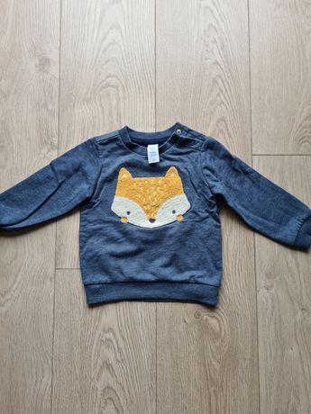 Bluzy na jesień 80