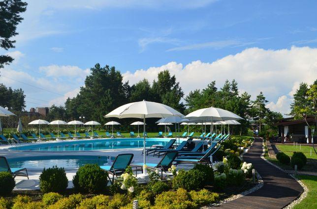 Riviera Villas с собственным пляжем и выходом к озеру, с. Лебедевка