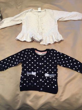 Одежда для девочки 6-9 мес Next, H&M