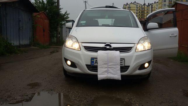 Opel Zafira B 2011