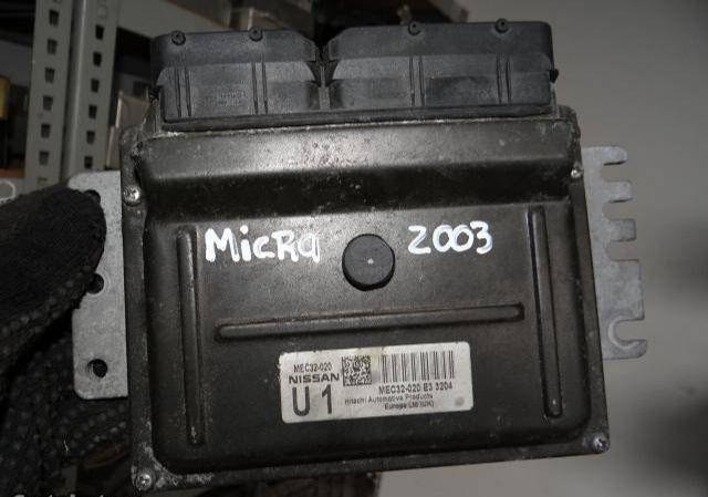 Centralina Micra K12 1.0 2003