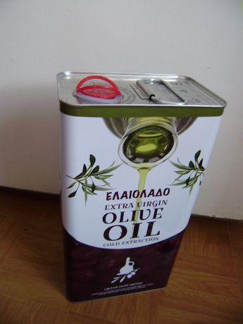 Каністри з олії 5 літрів