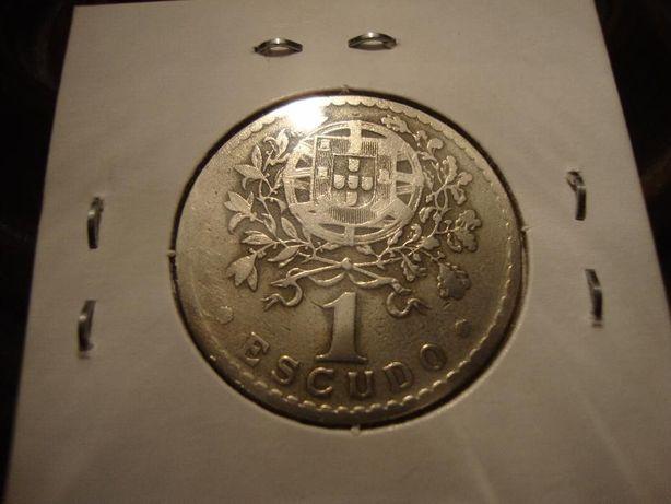 Moeda 1 Escudo ALPACA 1929