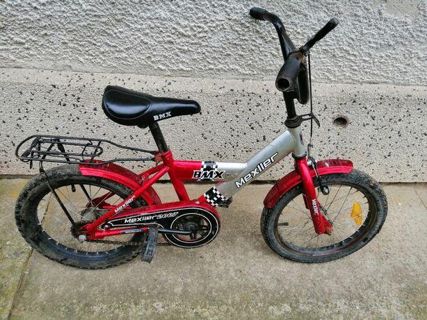 Sprzedam rower rozmiar 16 rowerek