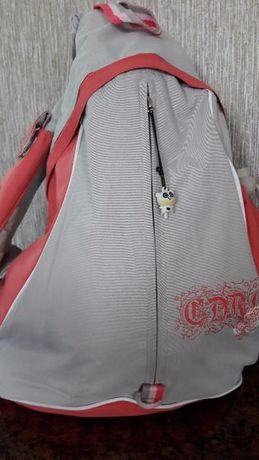 Plecak dziewczęcy, torba