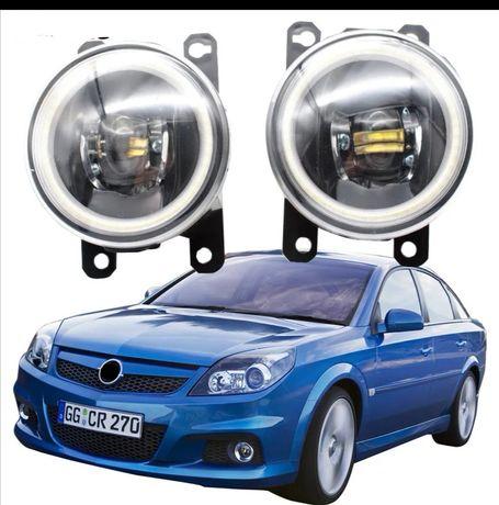 Światła do jazdy dziennej Opel