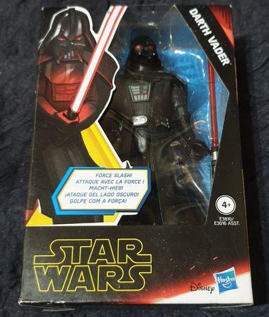 Star WarDarth Vader duża figurka Hasbro Disney Darth Vader NOWA