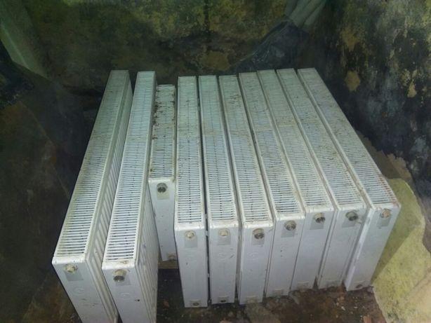 Grzejniki stalowe Perfekt - wysokość 50 cm - 10 szt