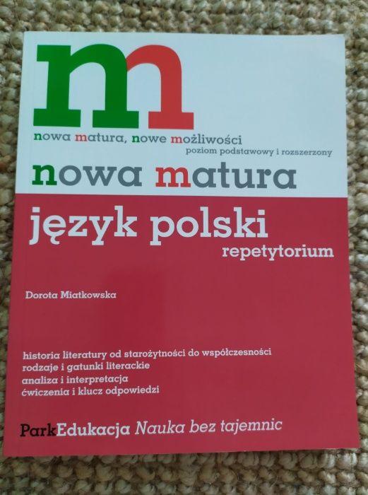 Nowa matura język polski repetytorium ParkEdukacja liceum technikum Toruń - image 1