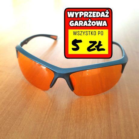 ̶2̶2̶,̶9̶0̶ ̶z̶ł̶ ̶ ̶ 《NOWE》 Okulary sportowe pomarańczowe