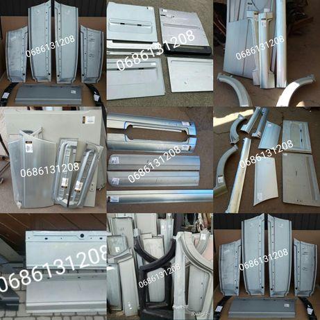 На Мерседес Спринтер 903, 906 VW LT Пороги  Арки накладки двери панели