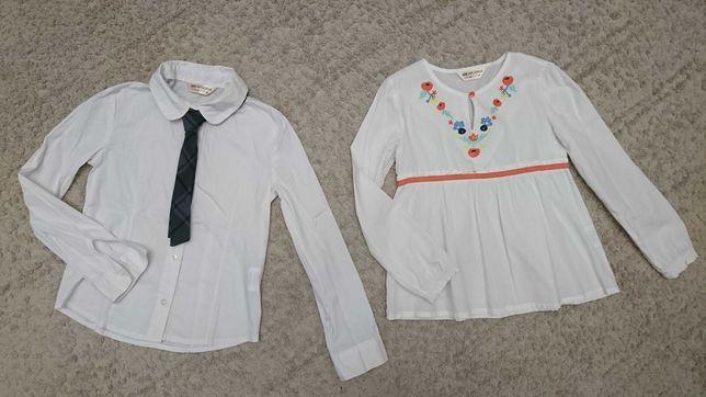 Рубашка, вышиванка, блуза школьная 1-2 класс