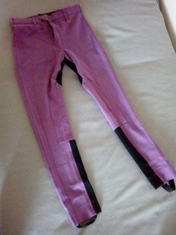 spodnie jezdzieckie xs saddle craft