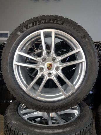 20 - дюймовые зимние колеса Porsche Cayenne Coupe 275/45 R20 305/40 R2