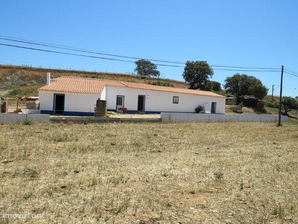 Monte Alentejano para recuperar localizado no concelho de...