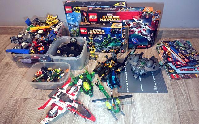 Lego mega paka super heroes